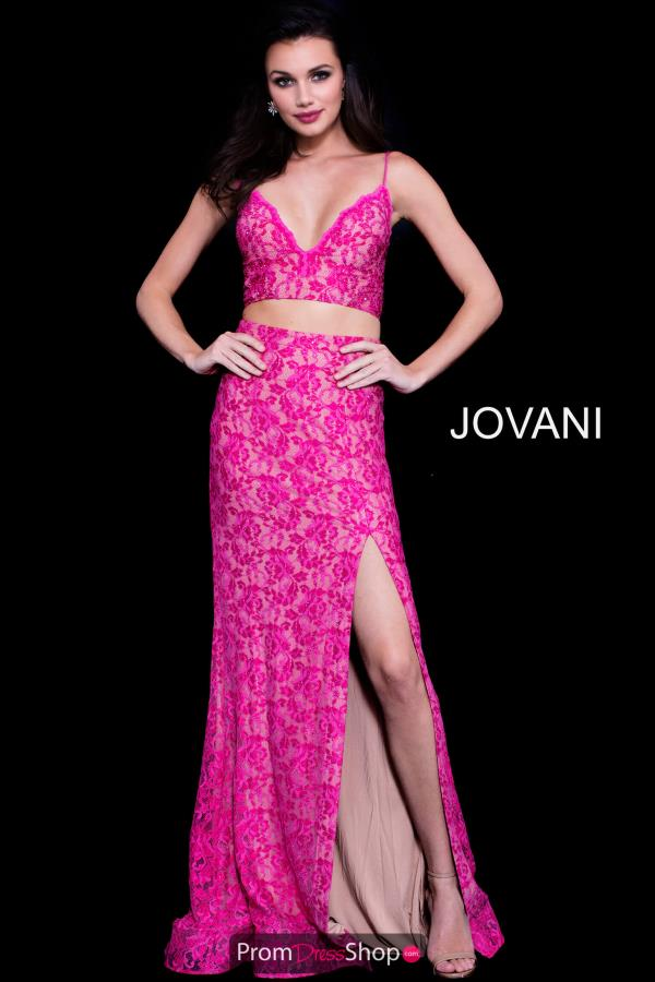 Jovani Fitted Dress 60373
