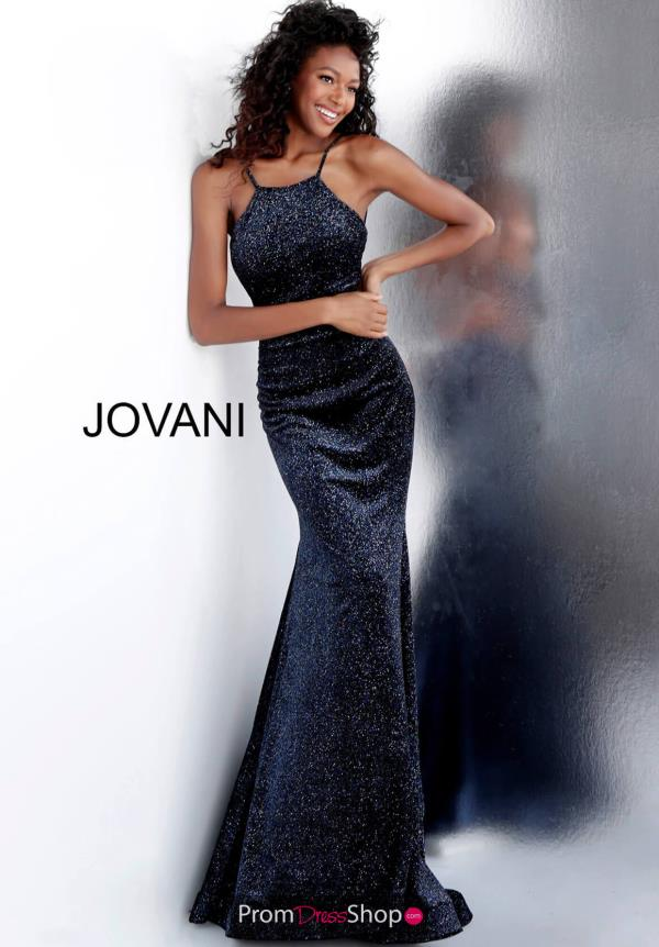 Jovani Long Fitted Dress 62806