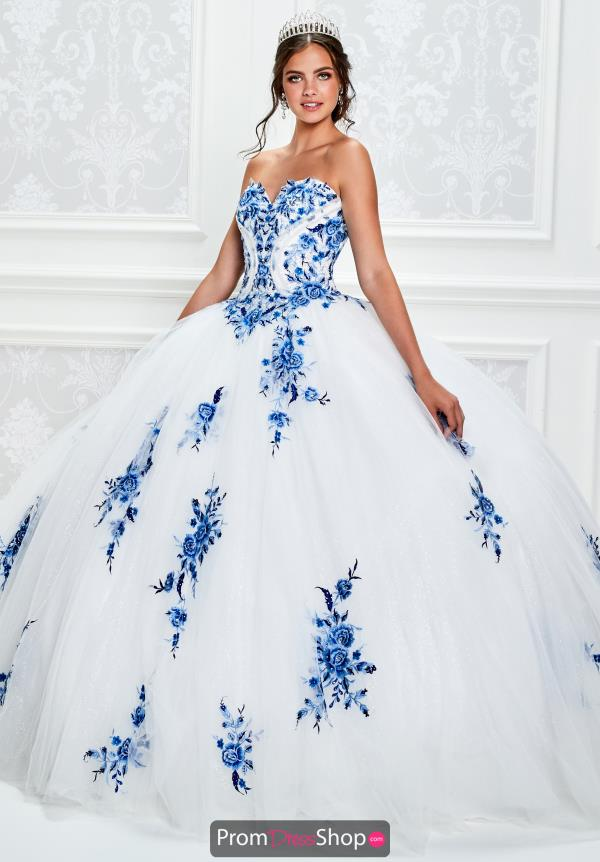 Princesa Tulle Skirt Ball Gown PR11928