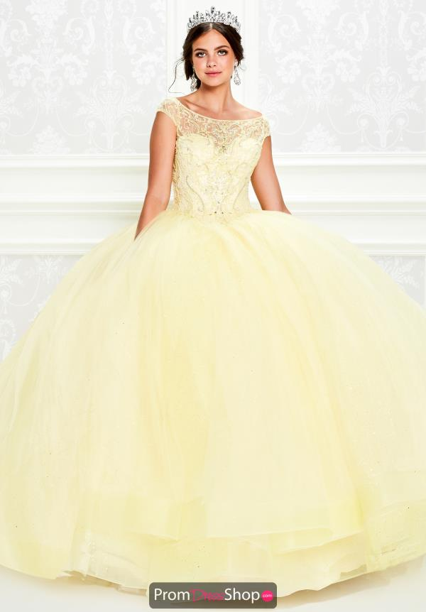 Princesa Beaded Ball Gown PR11935