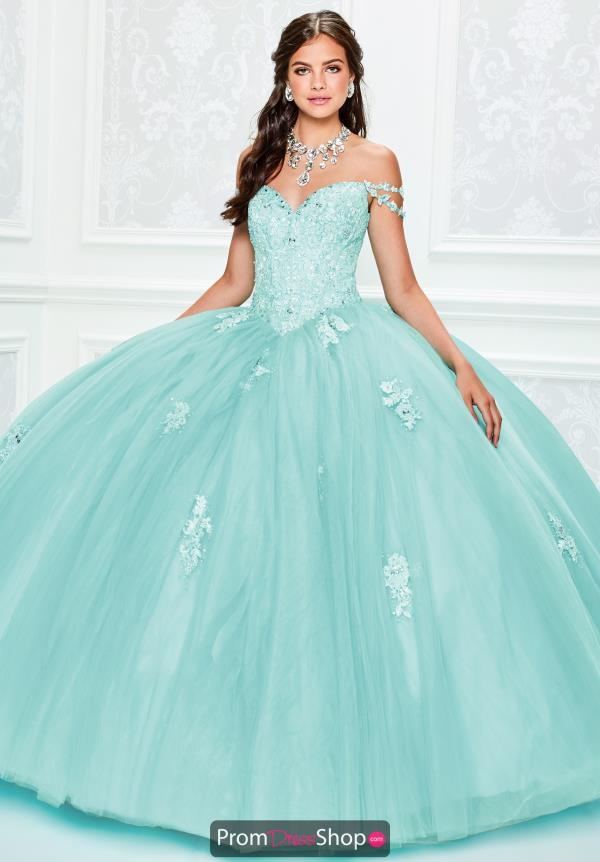 Princesa Lace Ball Gown PR11939