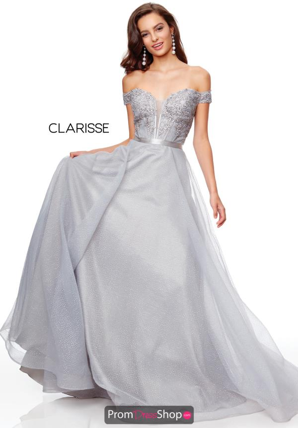 Clarisse Cap Sleeve A Line Dress 3785