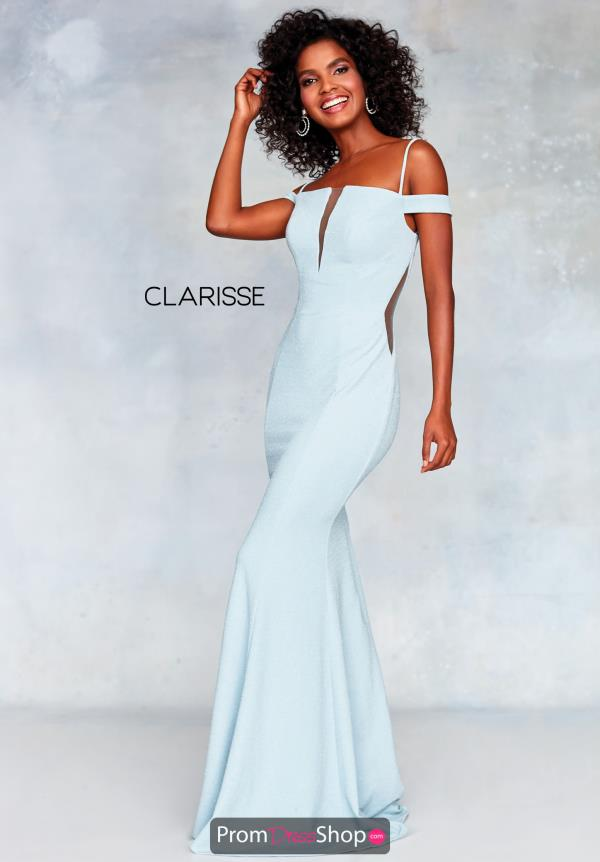 Clarisse Off the Shoulder Long Dress 3819