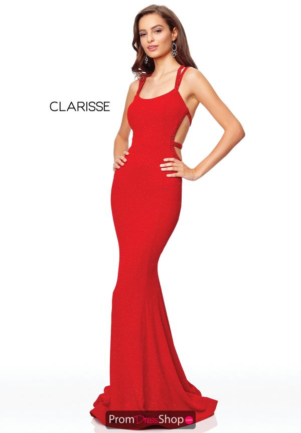 Clarisse Beaded Fitted Dress 3839