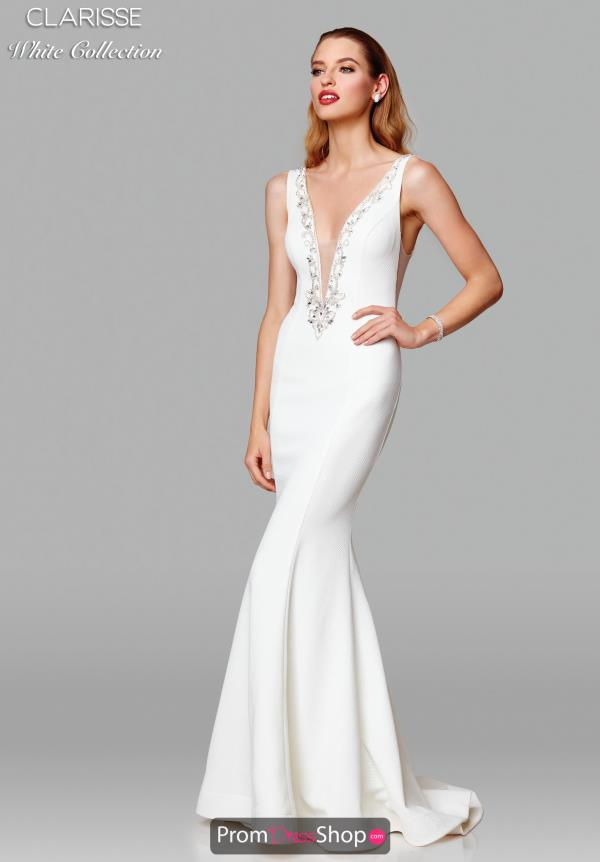 Clarisse Beaded Fitted Dress 600129