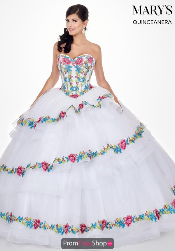 Mary's Corset Ball Gown MQ1038