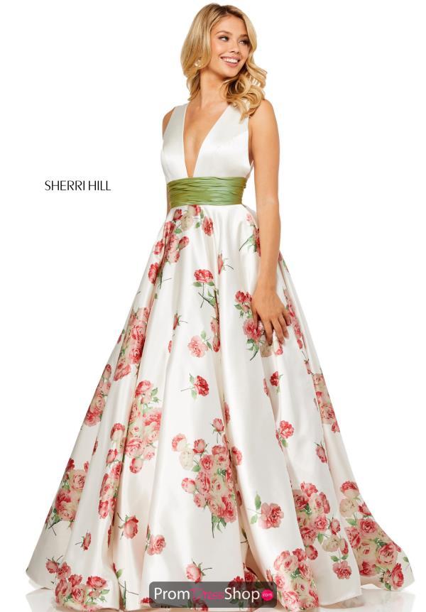 Sherri Hill Dress 52632 Promdressshop