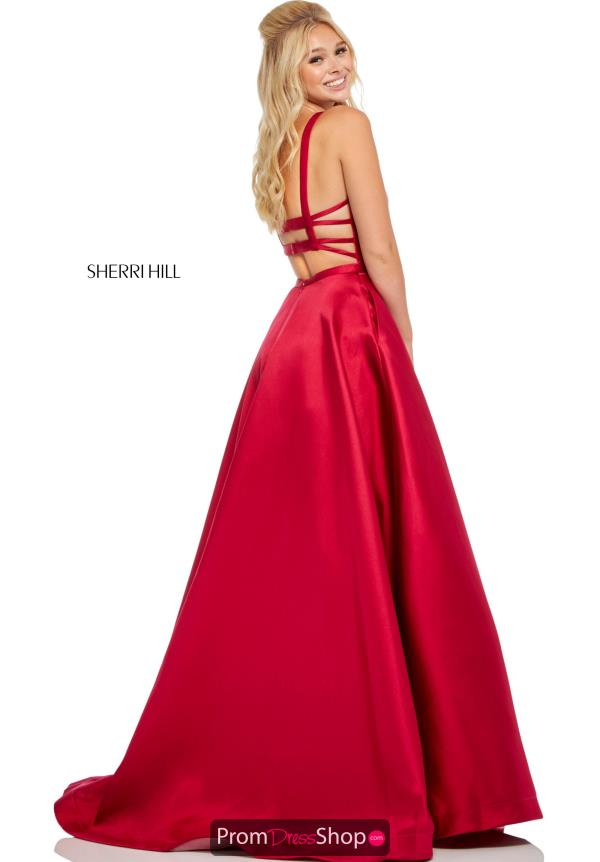 4d849ba750f Sherri Hill Dress 52715