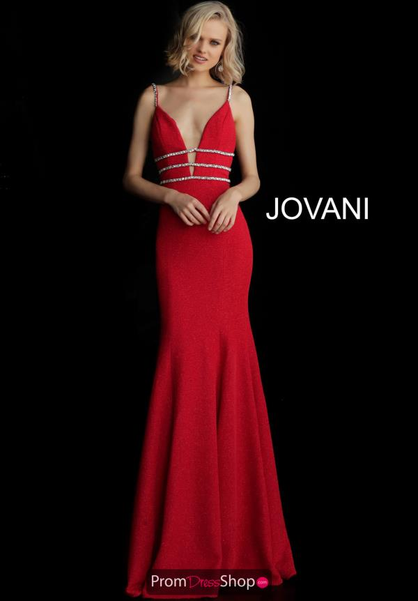 Jovani Long Fitted Dress 58549