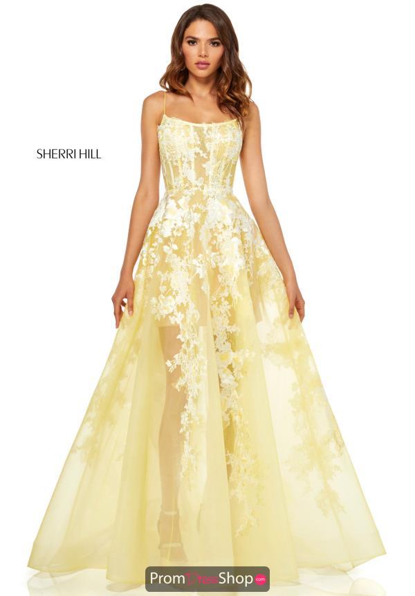 b4495d0ff Sherri Hill Dress 52448 | PromDressShop.com