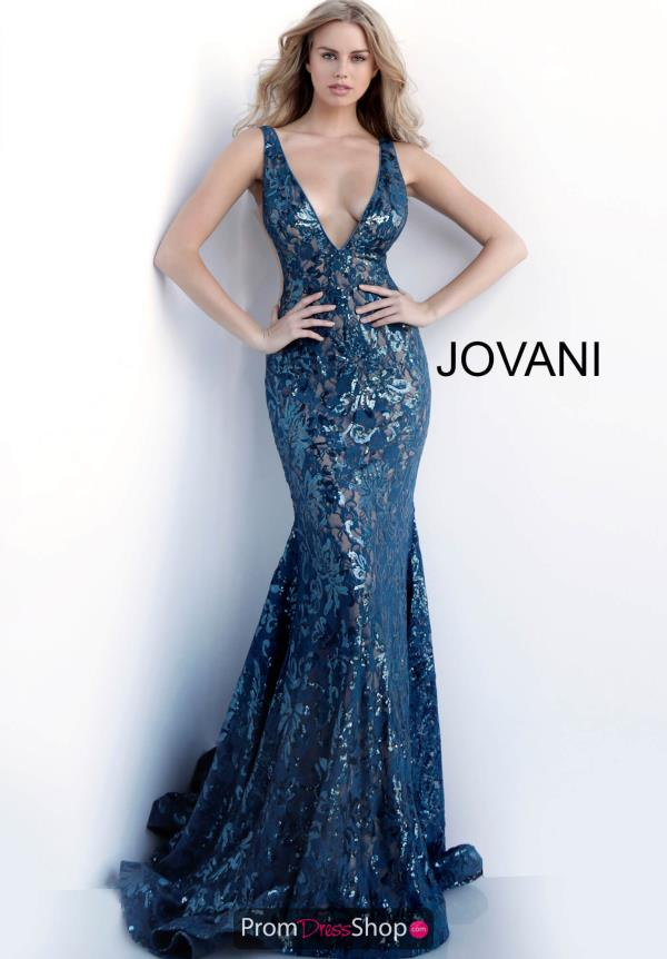 Jovani Long Fitted Dress 63437