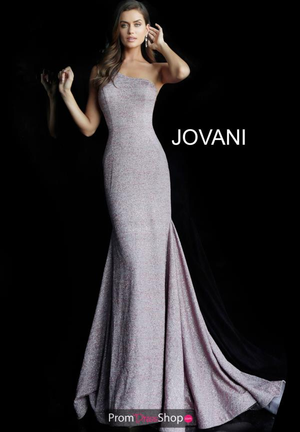Jovani Long Fitted Dress 67650