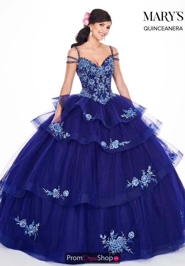 Mary's Tulle Skirt Ball Gown MQ2059