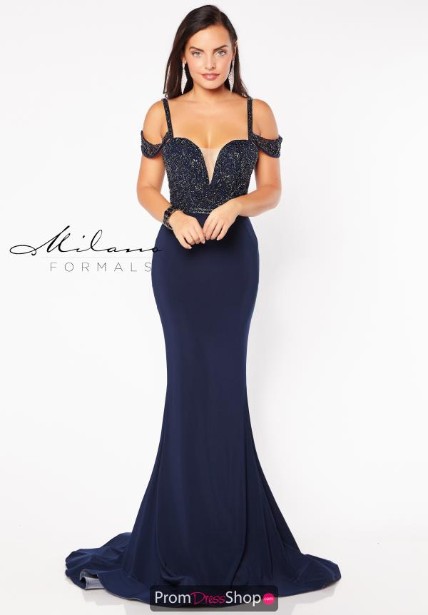 43c90ce3db Milano Formals Dress E2593