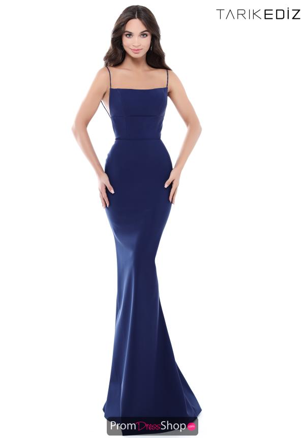 Tarik Ediz Corset Fitted Dress 50512