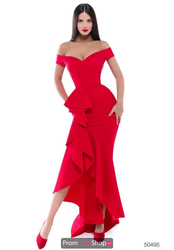 5d8c218324e Tarik Ediz Dress 50495