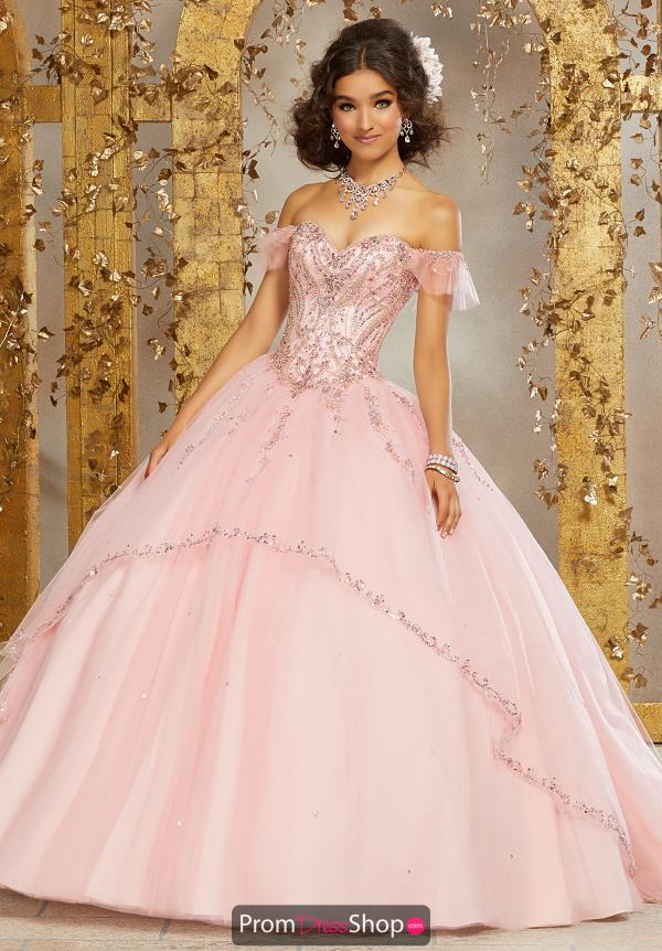 Vizcaya Quinceanera Tulle Skirt Ball Gown 89222