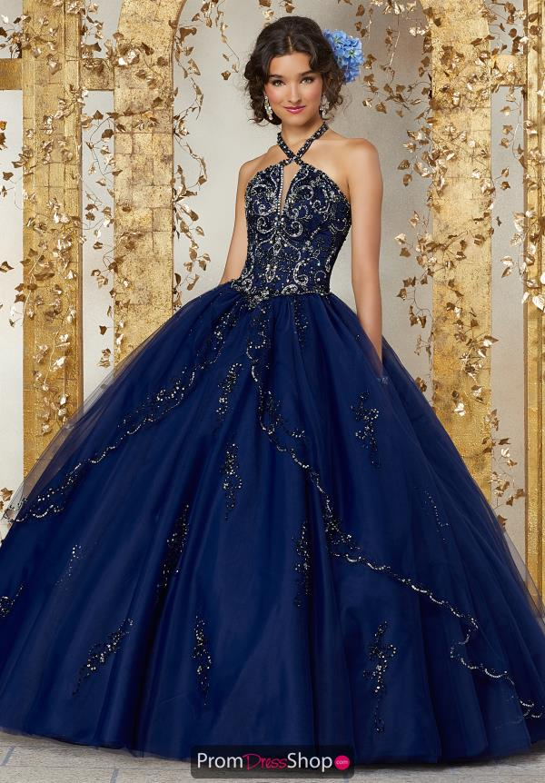 Vizcaya Quinceanera Tulle Skirt Ball Gown 89224