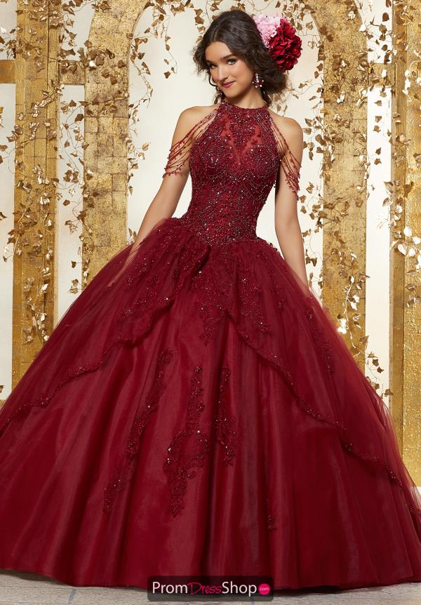 Vizcaya Quinceanera Beaded Ball Gown 89227