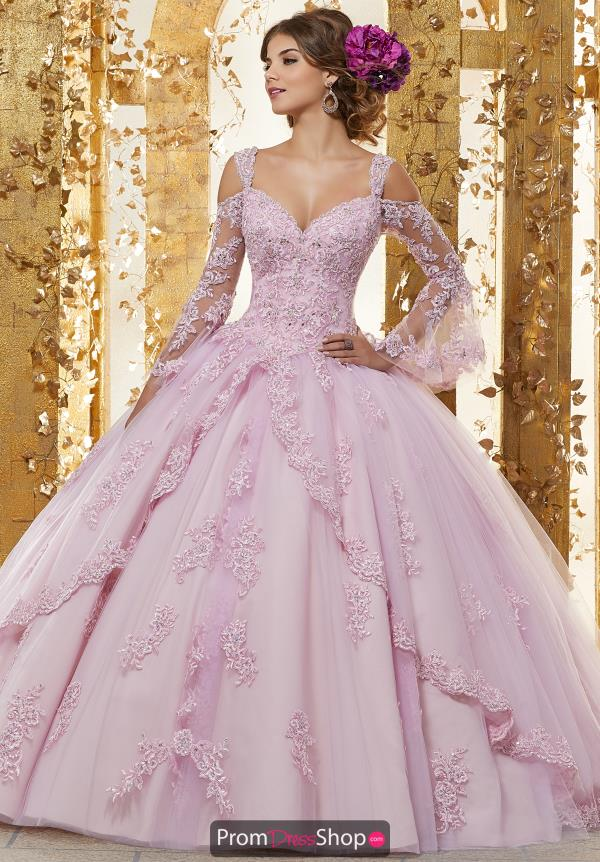Vizcaya Quinceanera Lace Ball Gown 89228