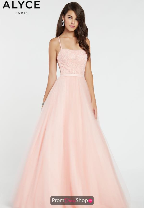 Alyce Paris Beaded Ball Gown 60385