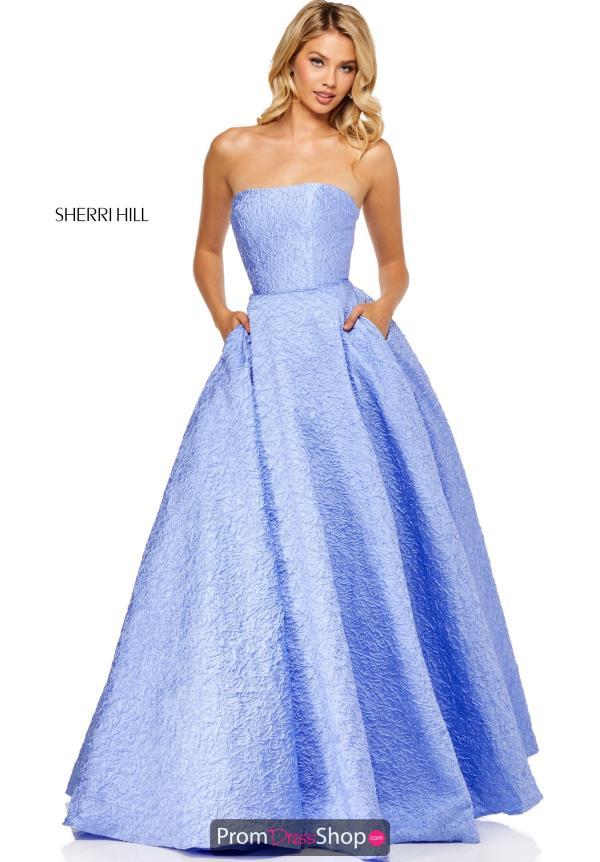 7064d057d5901 Sherri Hill Dress 52681 | PromDressShop.com