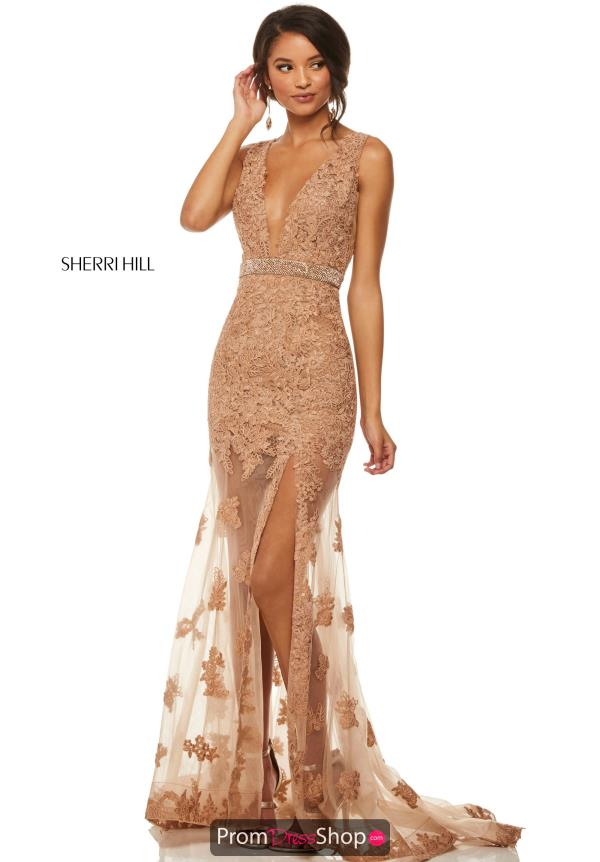 aa1954a63e59d Sherri Hill Dress 52875 | PromDressShop.com