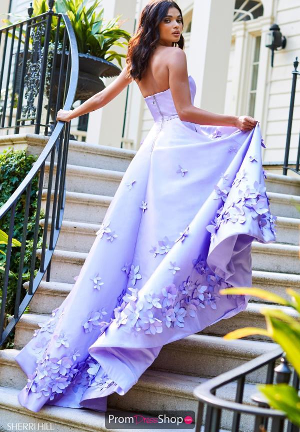 0c094e87ead6 Sherri Hill Dress 52581 | PromDressShop.com