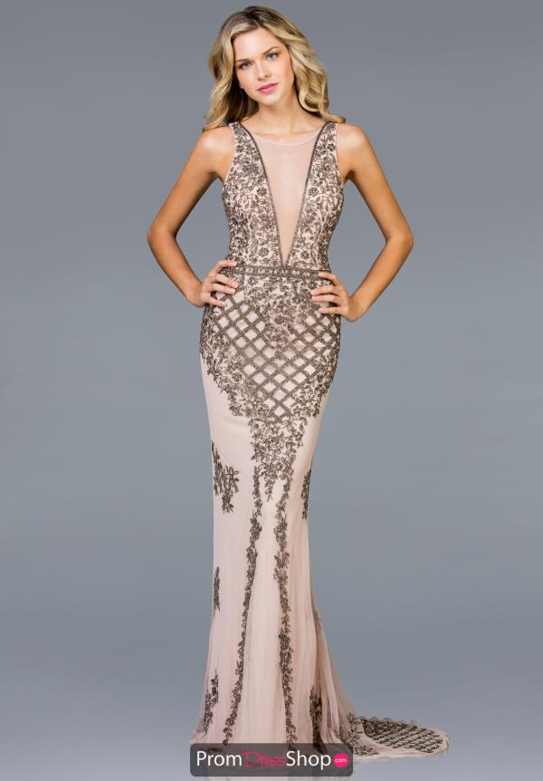Scala Fitted Sequins Dress 48787