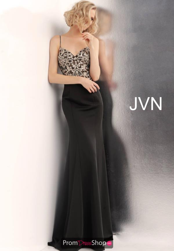 JVN by Jovani Fitted Long Dress JVN66059