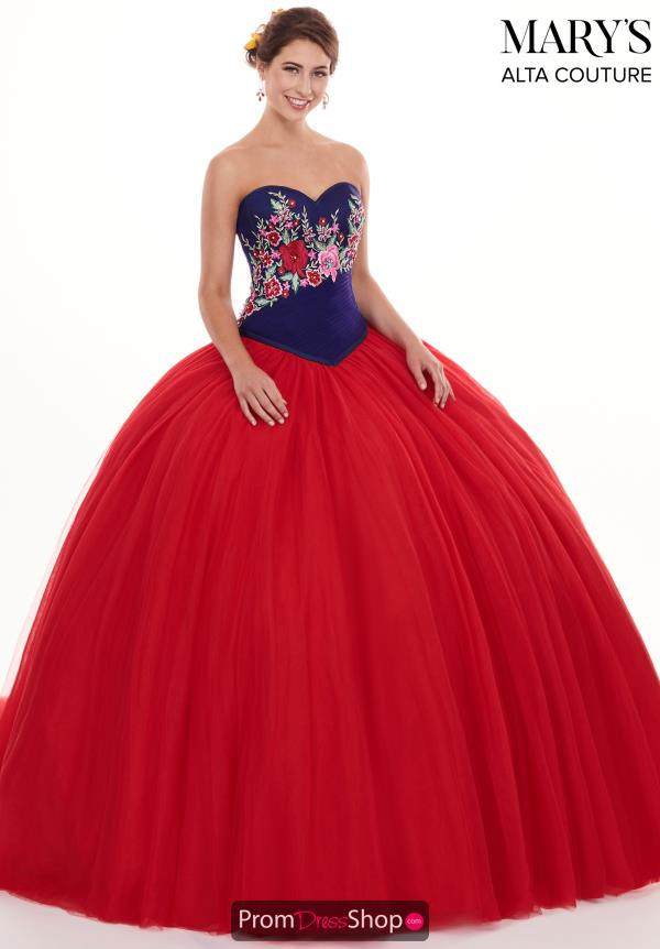 Mary's Tulle Skirt Ball Gown MQ3023