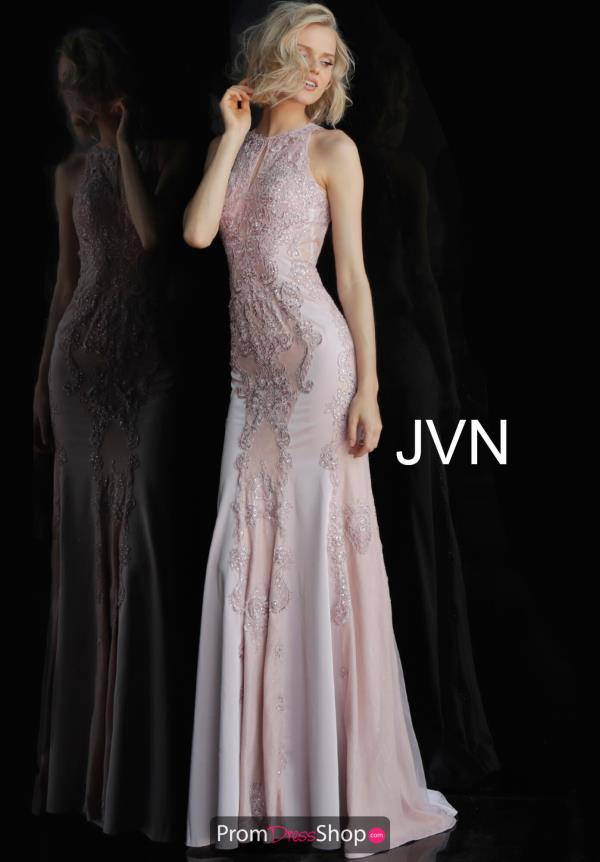 JVN by Jovani Long Fitted Dress JVN55869