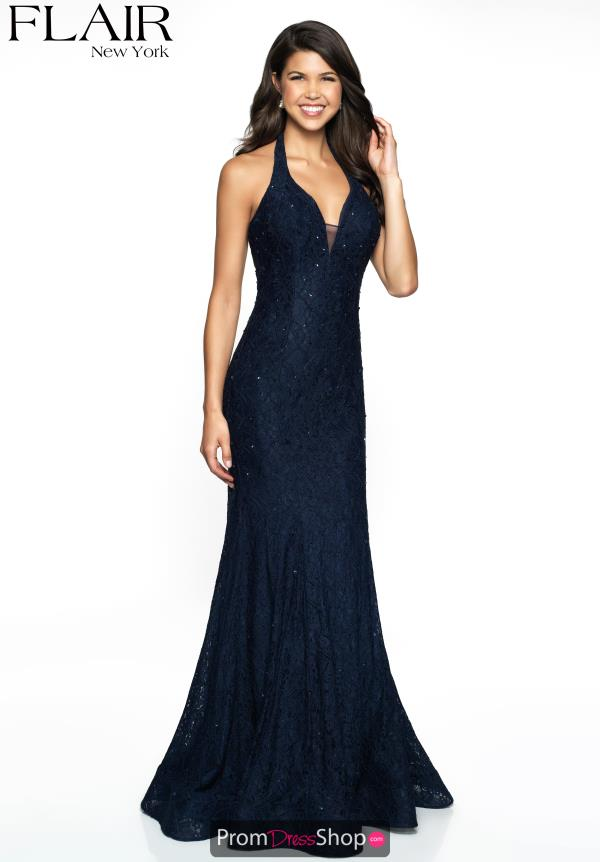 Flair Lace Mermaid Dress 19014