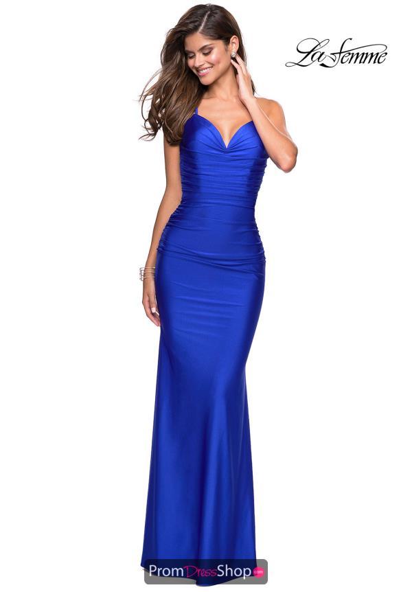 6b536650331 La Femme Dress 27501