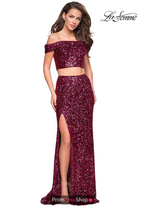 La Femme Prom Dresses 2018