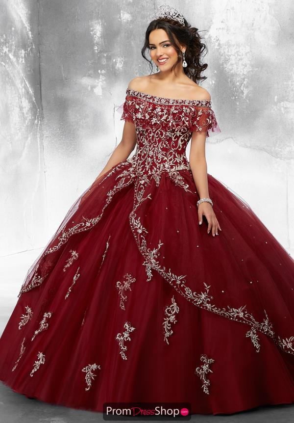 Vizcaya Quinceanera Beaded Ball Gown 89181