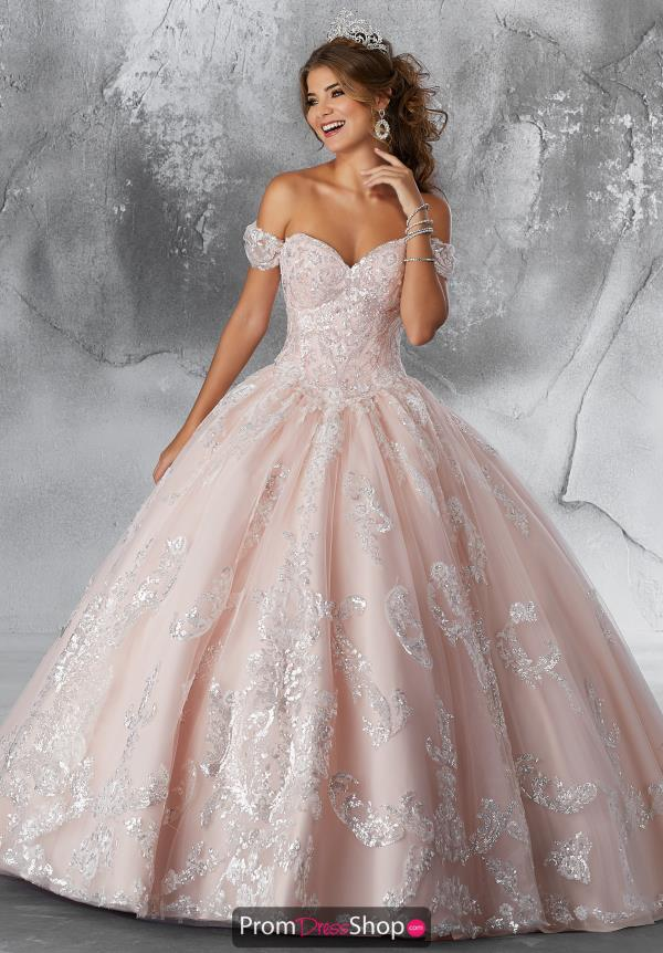 Vizcaya Quinceanera Sweetheart Neckline Ball Gown 89186