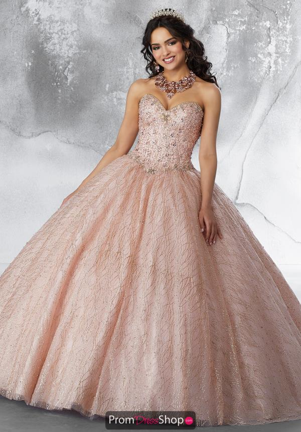 Vizcaya Quinceanera Sweetheart Neckline Beaded Gown 89199