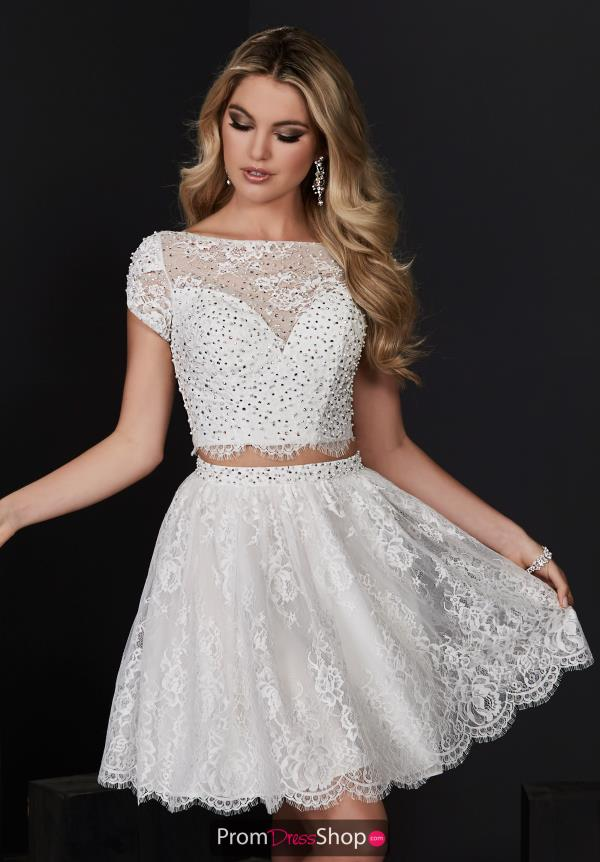 Lace Tiffany Two Piece Dress 27245