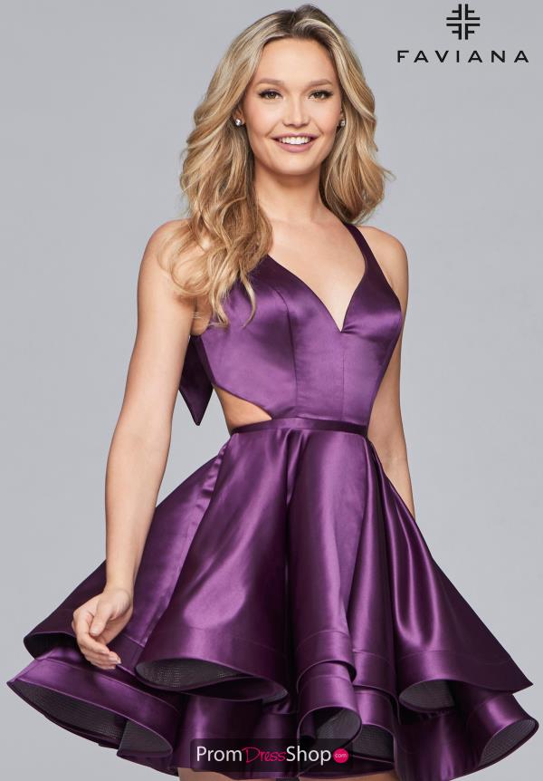 604a451bfa17 Faviana Dress S10161   PromDressShop.com