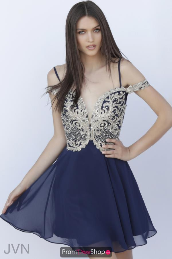 Chiffon JVN by Jovani Dress JVN62322