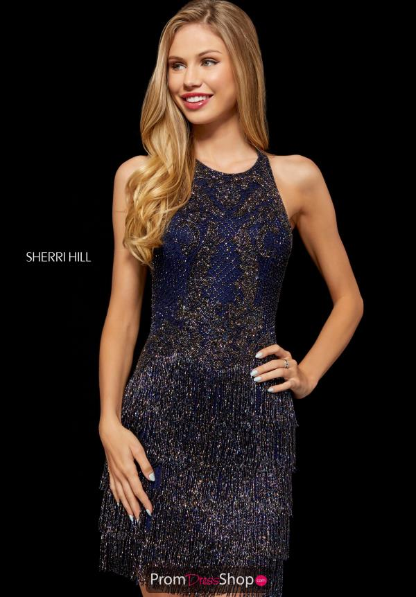 4cd3ba11fca Sherri Hill Short Dress 52141