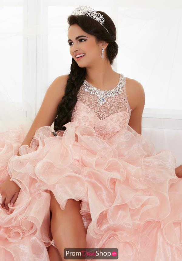 Tiffany Quinceanera Two Piece Ball Gown 26813