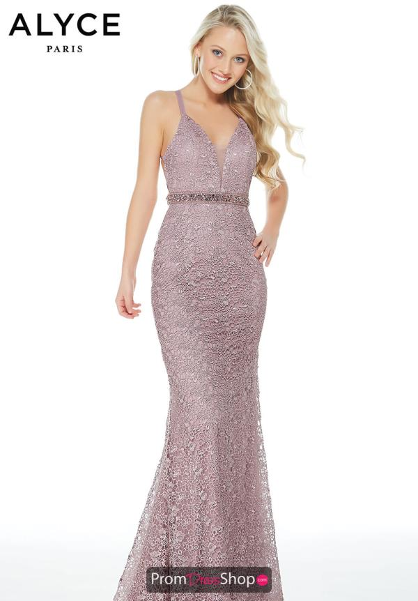Sophisticated Alyce Paris Dress 60258