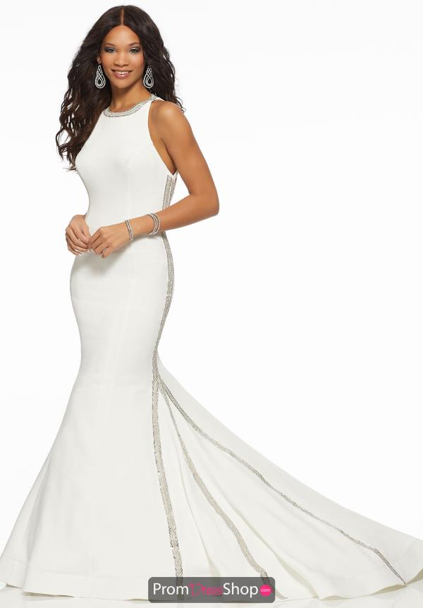 Morilee Beaded Long Dress 43091