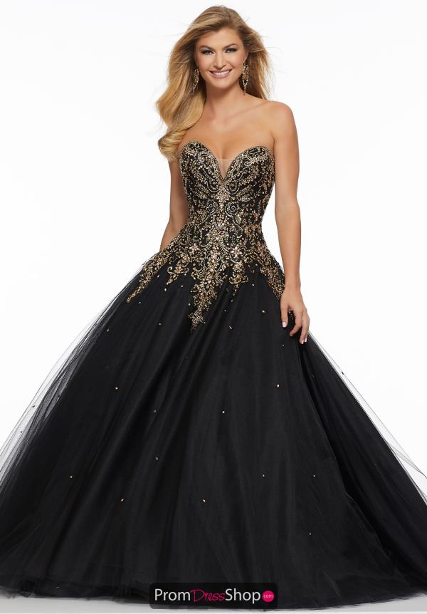 Morilee Ball Gown Sweetheart Dress 43104