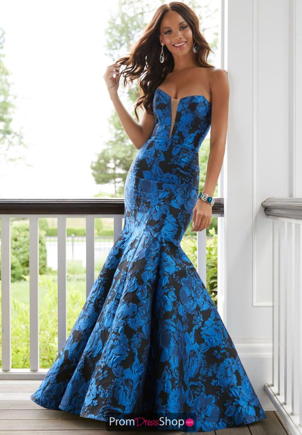 Morilee Strapless Mermaid Dress 43107A