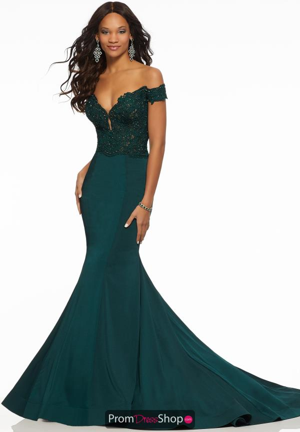 Morilee Cap Sleeve Beaded Dress 43114