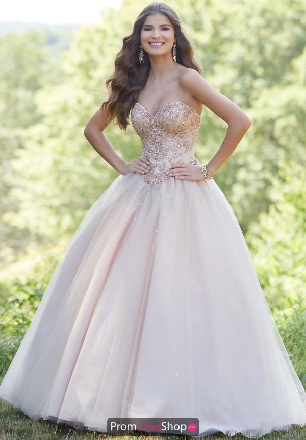 Morilee Ball Gown Beaded Dress 43140