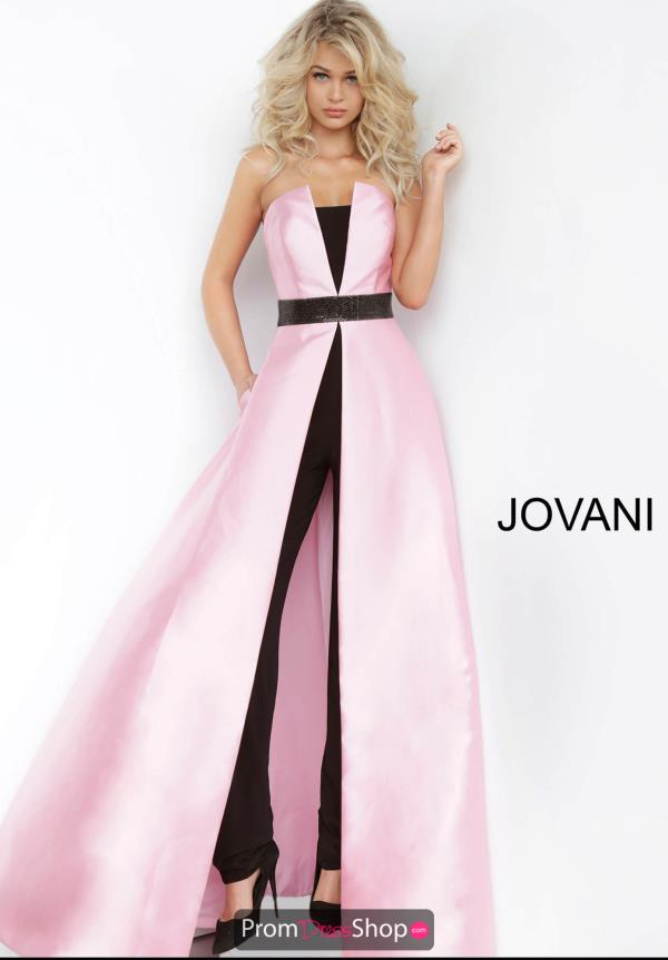 Jovani Fitted Jumpsuit Dress 1799